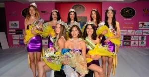 Miss Mediterranean 2019 Kraliçesi Açelya Yalçınkaya oldu