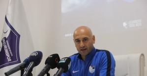 """Muzaffer Bilazer: """"Sezona her anlamda sağlıklı bir şekilde başlamak istiyoruz"""""""