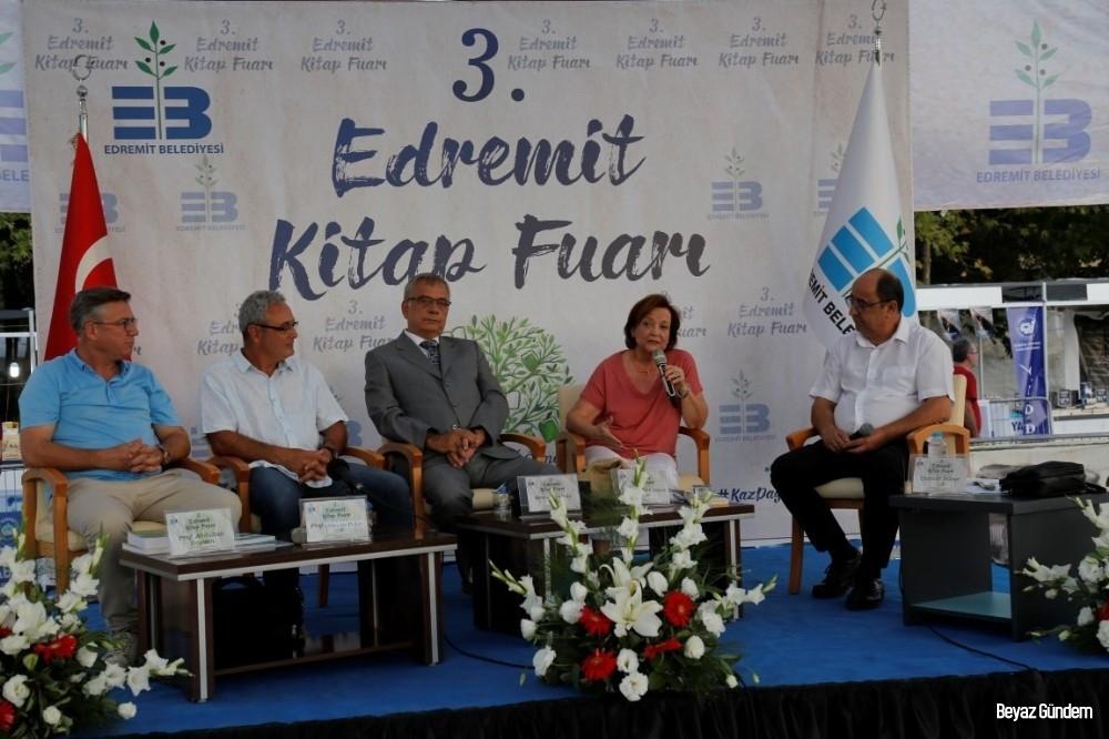 Aristo'nun kültürel geleneği Edremit'te devam ediyor