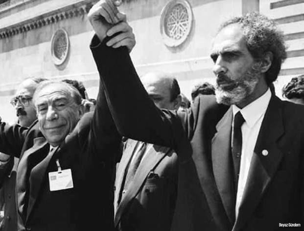 Aydın MHP, Gözpınar şehitleri ve Elçibey'i unutmadı