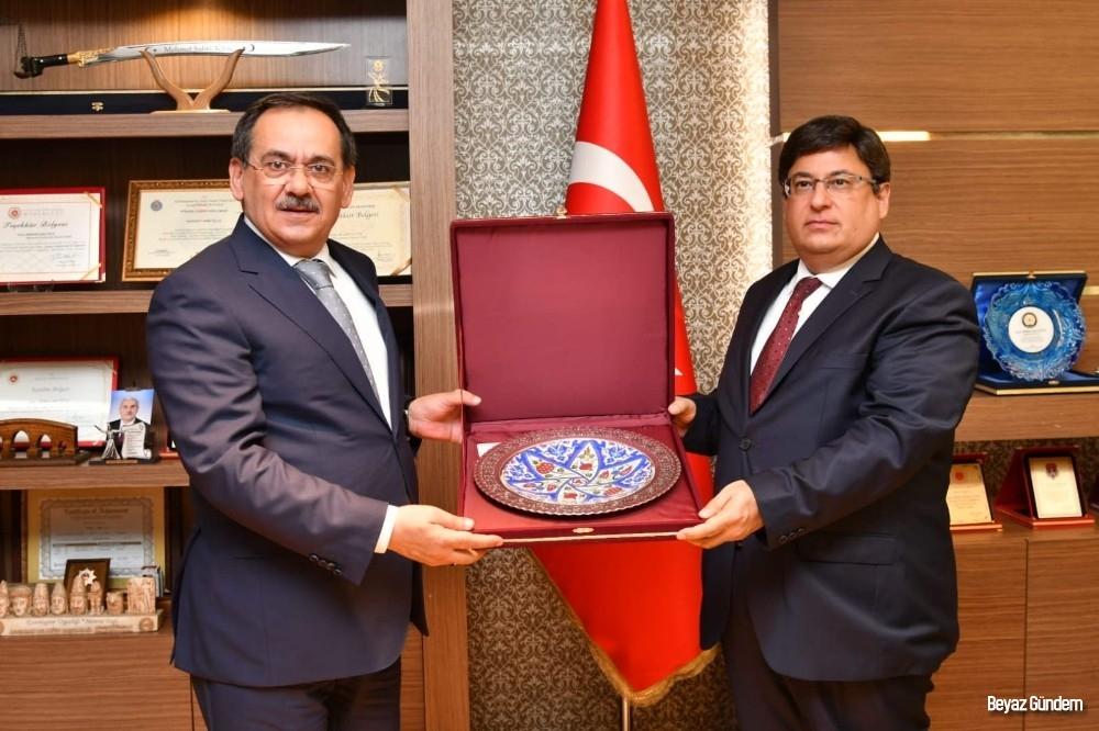 """Başkan Demir: """"Samsun'un huzur ve güvenliği için el birliği içerisinde çalışmaya devam edeceğiz"""""""