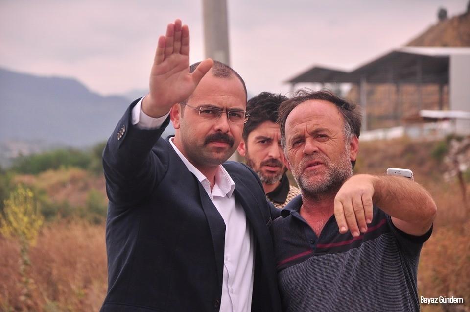 Başkanı Kavaklıgil, hurdacı esnafıyla istişarelerde bulundu