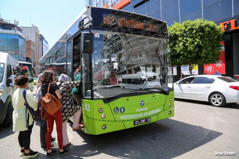 Büyükşehir'den spor etkinlikleri için Adanalı'ya ulaşım desteği