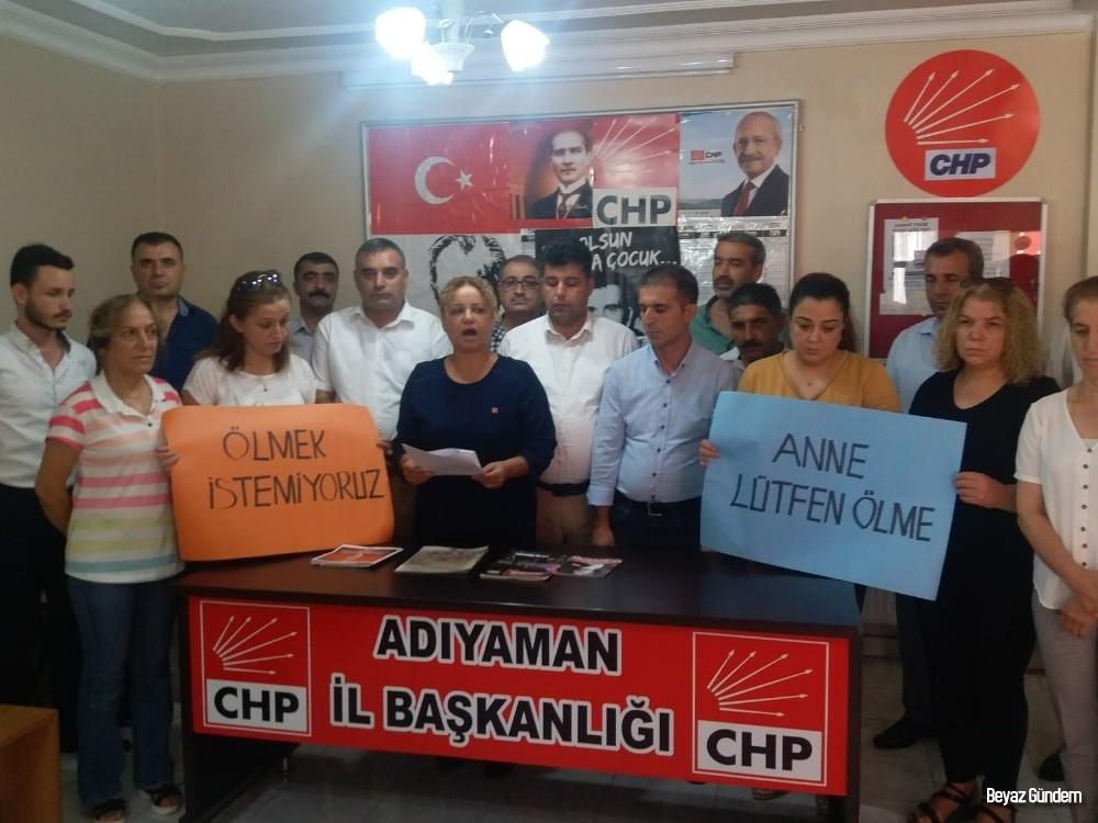 CHP'den kadın cinayetleriyle ilgili açıklama