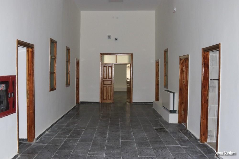 DTSO tarihi binayı Sanayi Mektebi Tasarım ve Eğitim Merkezi'ne dönüştürdü