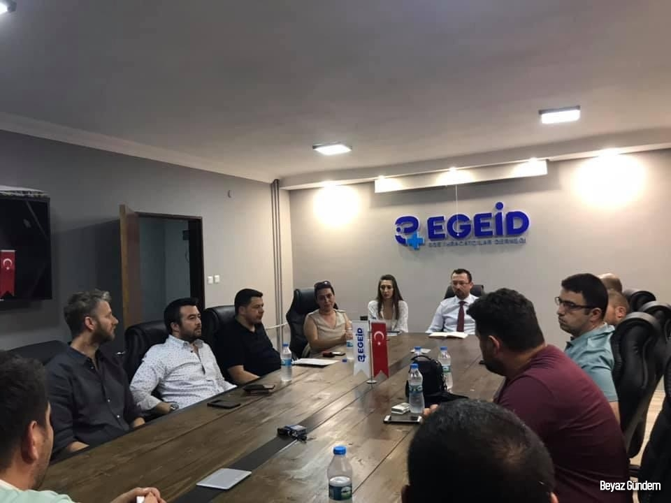 EGEİD İzmir'i ağaçlandırmak için kolları sıvadı