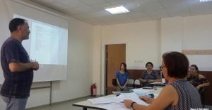Eğitim fakültesinde akredistasyon çalışmaları devam ediyor
