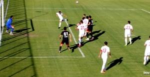 Erzincanspor ilk hazırlık maçından galip ayrıldı