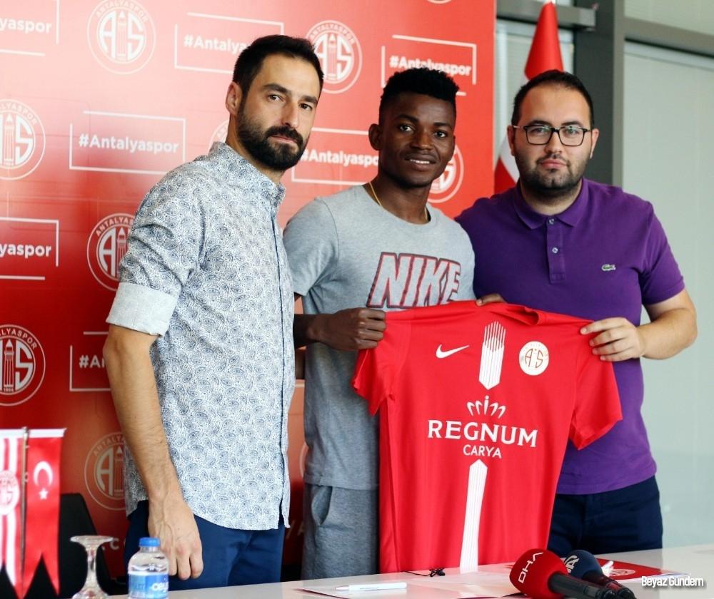 Gelson Dala Antalyaspor'da