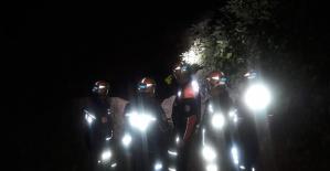 İzinsiz girdikleri kanyonda 5 kişi...