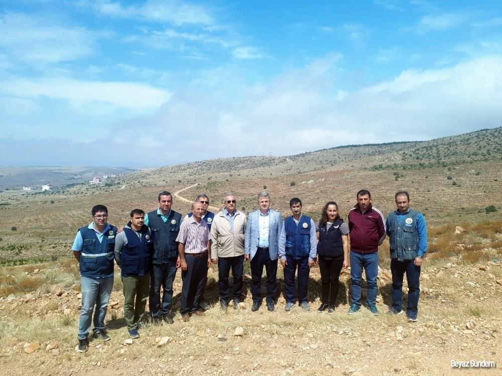 Kayseri Orman Bölge Müdürü Diltemiz Yozgat'ta