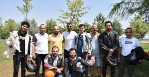 Kenan Sofuoğlu'ndan Tatvan'a ziyaret