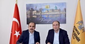 Konya'da 13.8 milyonluk Sulama Projesinin protokolü imzalandı