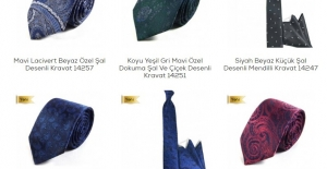Kravat fiyatlarında rakamların ötesine bakın