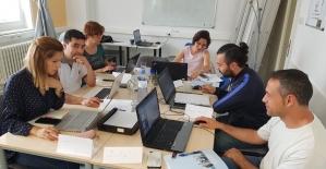 Mehmet Gedik Ortaokulu öğretmenleri...