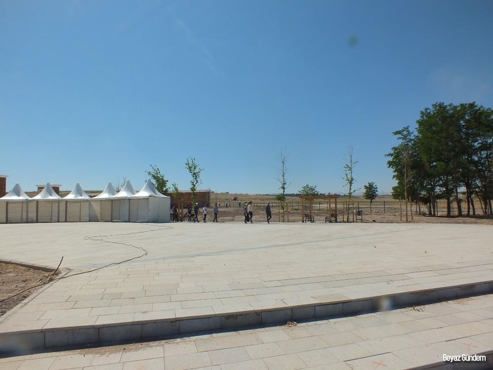 Milli Park Malazgirt'te bin kişiye istihdam sağladı