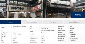 Profilo AVM satılıyor
