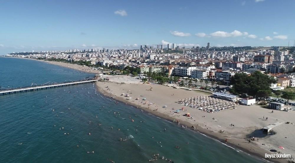Samsun'da ilk 6 ayda 403 yapı ruhsatı verildi