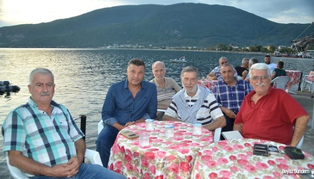Sinema sanatçısı Ahmet Mekin Ocaklar'da