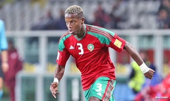 Yeni Malatyaspor'un ilgilendiği Hamza Mendyl, Dijon'a imza attı