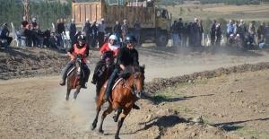 5. Rahvan At Yarışları yapıldı