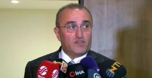 """Abdurrahim Albayrak: """"Üzgünüz ama bunların telafisi var"""""""