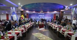 AK Parti Genel Başkan Yardımcısı Erkan Kandemir, Şırnak'ta