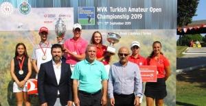 Antalya'da şampiyon Nyland ve Guseva