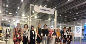 DTS tasarımlarına İzmir'de açılan 'FashionPrime' fuarında büyük ilgi