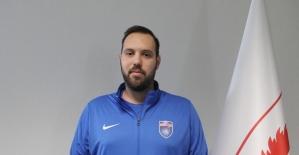 "Ender Kaya: ""İlk hedefimiz Euroleague'e kalmak"""