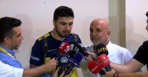 """Hasan Çavuşoğlu: """"Fenerbahçe gibi büyük bir takımı yenmek kolay değil"""""""