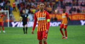 Kayserispor kaptanı Umut Bulut: