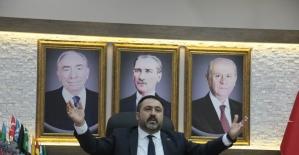 """MHP  Eski İl Başkanı Aksoy: """"İfademi bulmazsanız müfterisiniz"""""""