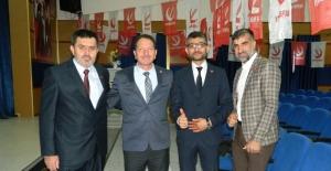 Pazaryeri'nde Yeniden Refah Partisi 1. olağan ilçe kongresini gerçekleştirdi