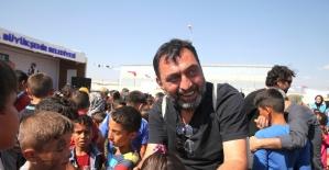 """Savaş mağduru çocuklar için düzenlenen """"Sınırsız Şenlik"""" sona erdi"""
