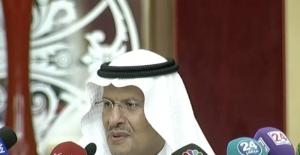 Suudi Enerji Bakanı, petrol arzının normale döndüğünü açıkladı