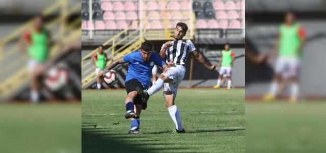 TFF 3. Lig: Manisaspor: 0- Karbel Karaköprü Belediyespor: 2