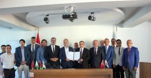 Trakya Üniversitesinden Kamu-Sanayi-Üniversite iş birliğine önemli destek