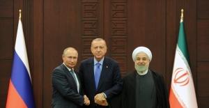 Türkiye-Rusya-İran Üçlü Liderler Zirvesi tamamlandı (2)