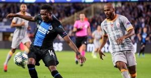 UEFA Şampiyonlar Ligi: Club Brugge: 0 - Galatasaray: 0 (Maç sonucu)
