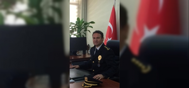 Uşak İl Emniyet Müdürlüğü'ne Mesut Gezer atandı