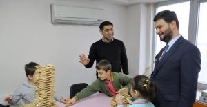 Başkan Öztekin'den çocuklara müjde