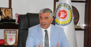 Başkan Uslu'dan uçak seferleri kısıtlamalarına açıklama