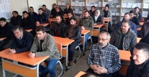 Boğazlıyan'da sürü yönetimi elemanı kursu başladı