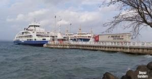 Çanakkale'de bazı ada seferleri iptal edildi