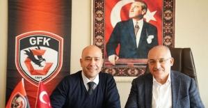 Gaziantep FK'ya yeni sportif direktör