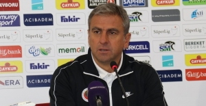 """Hamza Hamzaoğlu: """"Eksiklerimizi analiz edip daha önemli olan maça hazırlanacağız"""""""