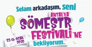 Haydi çocuklar, 'Antalya Sömestir Festivali'ne