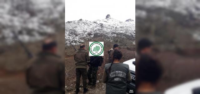 Kaçak avcılara ceza yağdı
