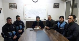 Kırıkhan Belediyesi'nde deprem sonrası kriz masası oluşturuldu